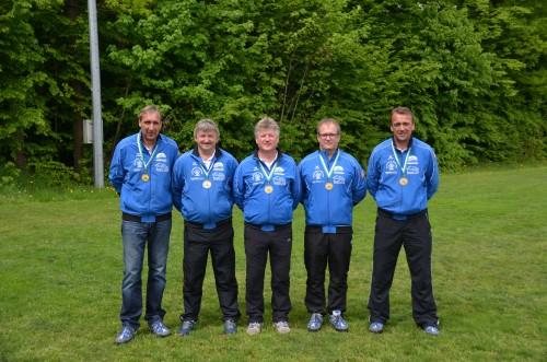 Die Spieler;Wolfgang Trummer,Edi Reisenhofer,Franky Bisail,Erich Schönberger,Bernhard trummer