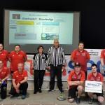 Schiedsrichterteam (c) ESV Prüfing-Feldkirchen